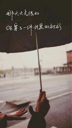 爱情忽略的句子 一天一句告白短情话 第五张